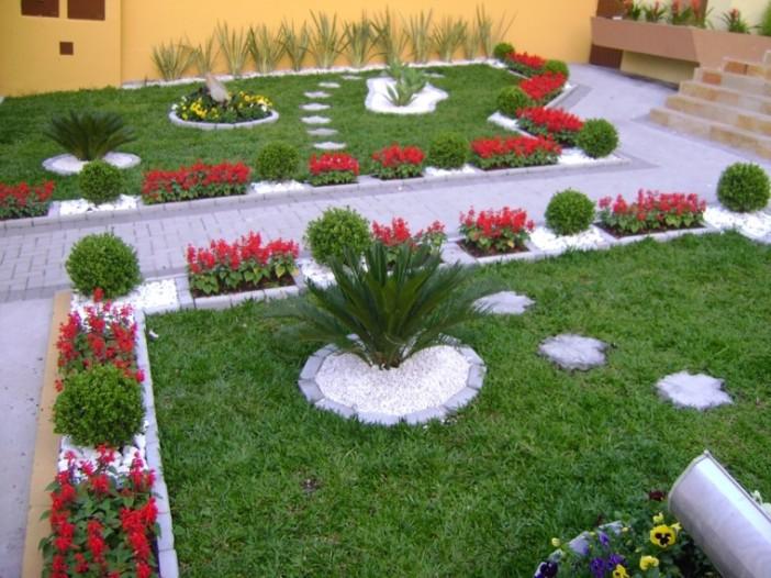 como decorar tu jardin - Como Decorar Un Jardin